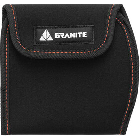 Granite Pita Pedal Cover Large, black